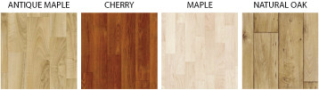 Flexible Flooring Wood Options