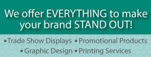 We offer everything to make your brand stand out
